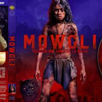 Mowgli (2018) Cover Blu-ray R4